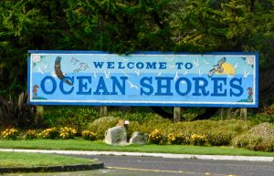 Welcome to Ocean Shores Sign Dedication & Kick-Off 50th Anniversary Celebration @ Ocean Shores City Enterance