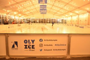 Oly on Ice - Social Media