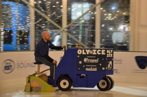 Oly on Ice - Zamboni