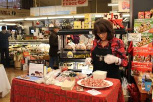 Stormans Bayview Thriftway Holiday Samples