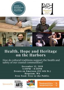 Health, Hope and Heritage on the Harbors @ Events of Emerson