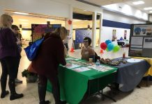 Grays Harbor Community Hospital Rock Your Health Fair partners