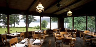 News Years Eve in Grays Harbor 2019 lake quinault lodge roosevelt dining