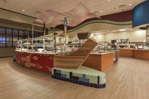 Quinault Beach Resort and Casino Buffet