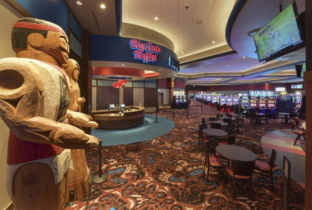 Quinault Beach Resort and Casino-Buffet and Slots