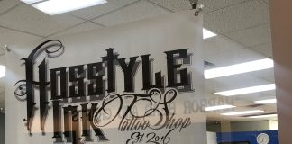 Shoppes at Riverside Hosstyle Ink