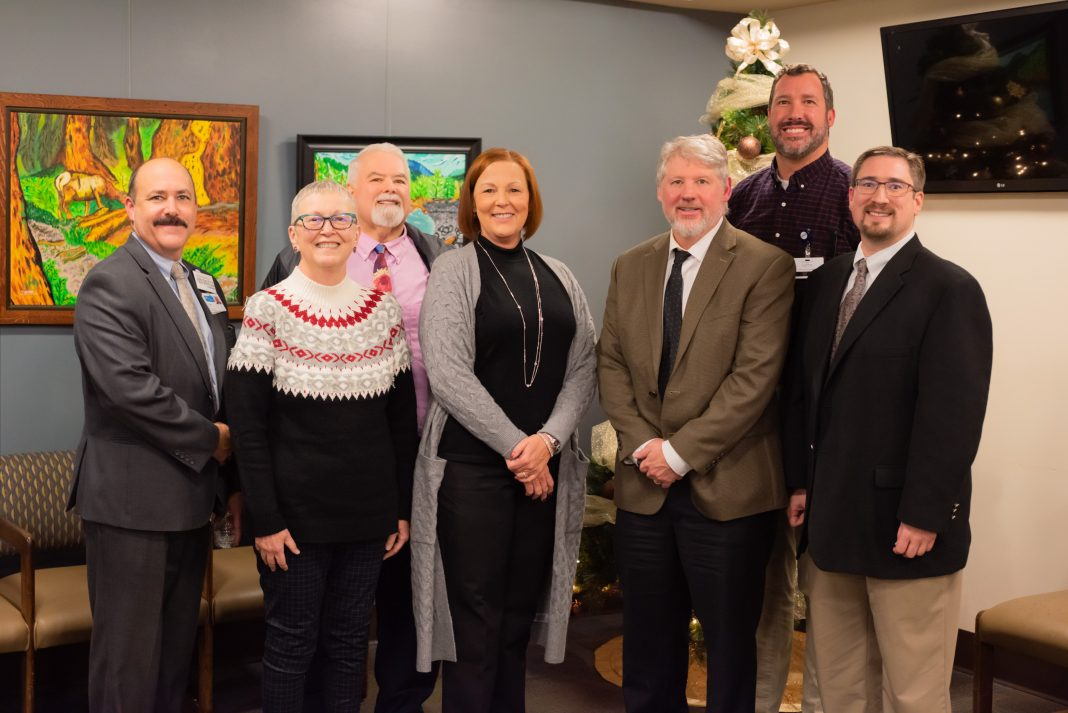 2019 GHCH Hospital Board swearing in