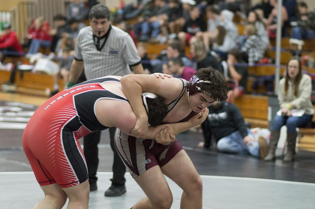 Montesano High School Wrestling