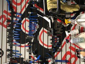 Seabook Bike Rentals Bucks Bikes Wall of Tools