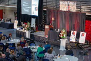 2020 South Sound Business and Career Expo Alan Shimamoto