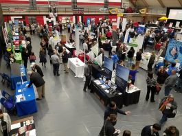2020 South Sound Business and Career Expo Saint Martins Pavilion