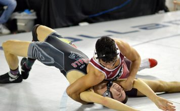 Montesano High School State Wrestling