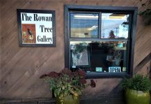 The Rowan Tree Gallery Aberdeen Art Center