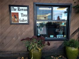 The Rowan Tree Gallery Aberdeen Art Center