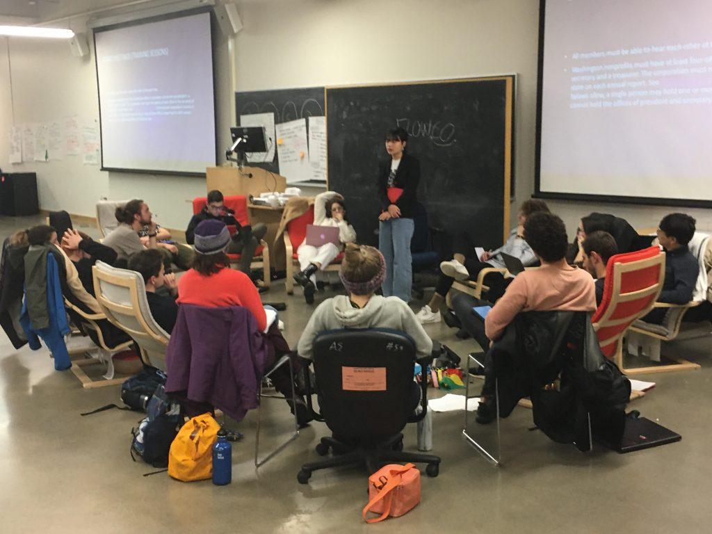 The Evergreen State College Changemaker Presentation