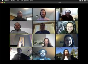 Evergreen-State-College-Admissions Zoom-Meeting