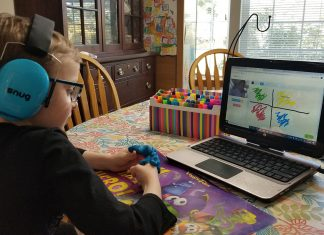 Therapeutic Beginnings finds telemedicine to be just as valuable as in-person care and can really work for some patients. Photo courtesy: Therapeutic Beginnings