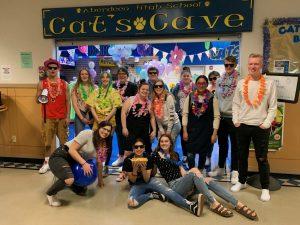 Tammy Heth-Aberdeen-High-School Cats-Cave