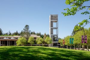 Evergreen-State-College-Transfer-Students-Clock-Tower