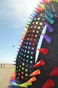 Day Trip grays Harbor kite flying Ocean-Shores