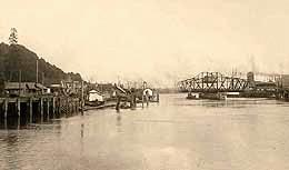 Hoquiam River History