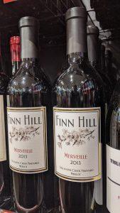 Stormans Hatch Chiles Finn Hill Winery Bottles