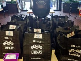 Timberland regional library Grays Harbor-AB Takeout Bags