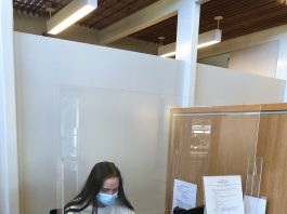 Summit Pacific medical center staff-in-mask-