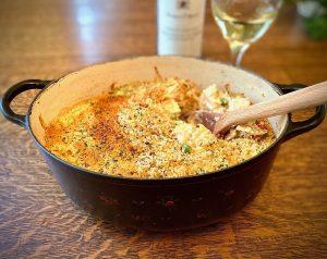 Bayview-School-of-Cooking-creamy-tuna-noodle-cazuela