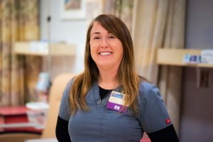 Grays harbor hospital AIS-Shannon-Johnson-RN-director