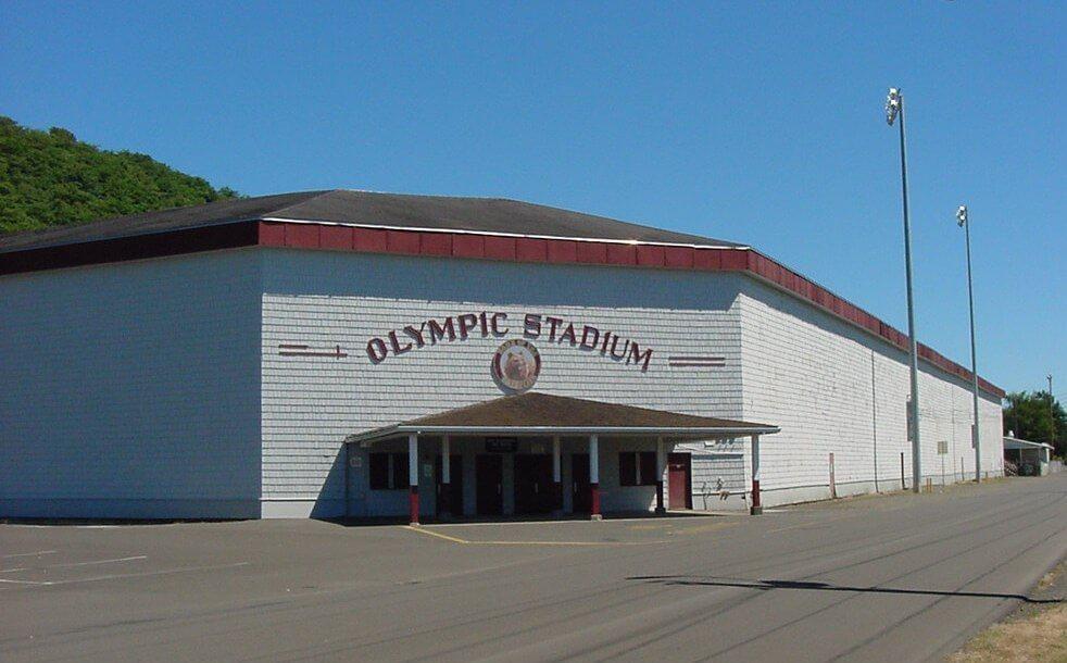 Olympic Stadium City of Hoquiam
