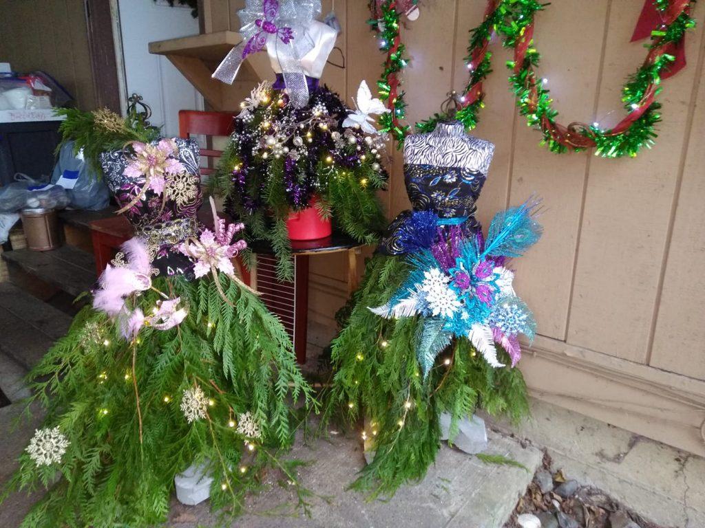 Holiday lights grays harbor christmas-display