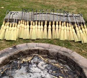 Shannon Graham Brooms Fireplace