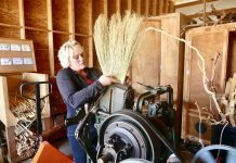 Shannon Graham Brooms Stitcher