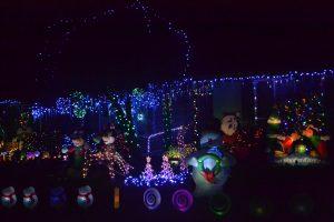 holiday lights grays harbor cosmopolis lights