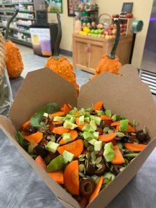to go food grays harbor-Organics-101-Salad-Togo-Box