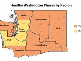 washington covid phase map