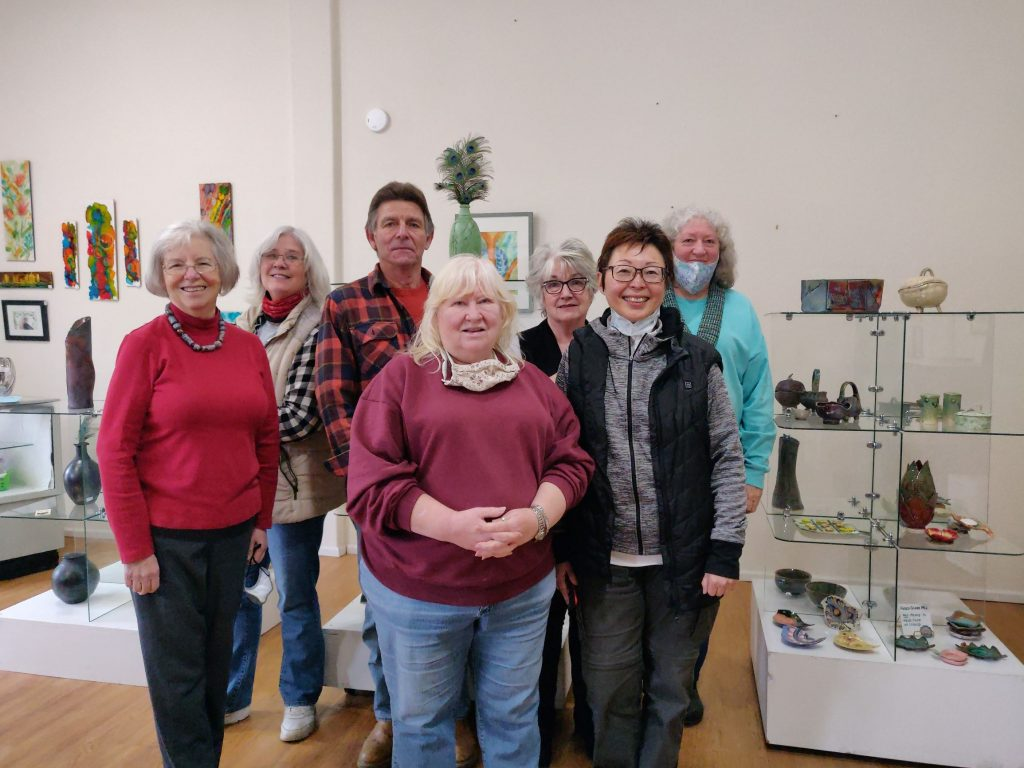 Grays-Harbor-Potters-Guild-Members