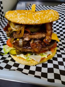 where to get burgers grays harbor Bears-Den