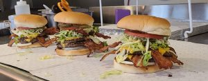 where to get burgers grays harbor Genes-Stop-and-Go