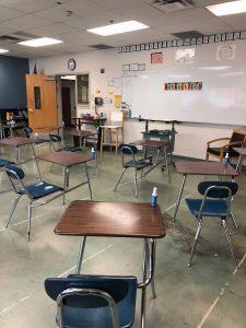Briotech-classroom-sanitizer-Cedar-Park-Christain-School-classroom
