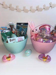 Kiah Marie will coordinate to deliver Easter to your door