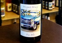westport winery True Blue