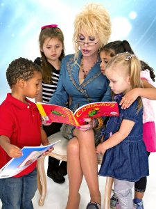 Dolly Parton Imagination Library Grays Harbor