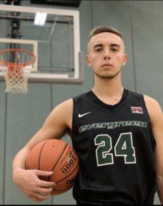 Evergreen College-Art-and-Lukas-Evergreen-Basketball
