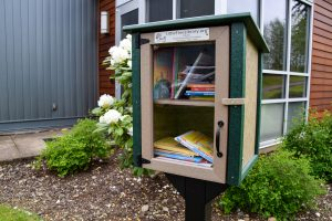 Summit Pacific little free library