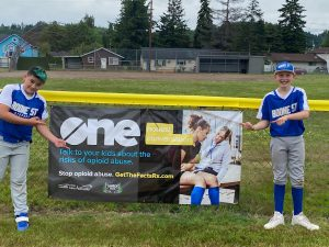 Grays Harbor--Starts-with-One-walk-Little-League-banner