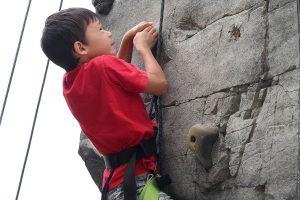 Hands On Childrens Musuem Summer Splash Rock Wall