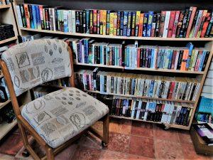 Hoquiam Harbor-Books-Mysteries-Westerns-Amish