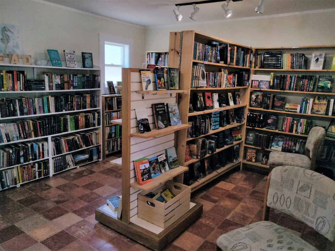 Hoquiam Harbor-Books-Young-Adults-Section